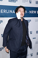 Ronald Zehrfeld beim<br /> ***NRW Reception during the 68th International Film Festival Berlinale, Berlin, Germany - 10 Feb 2019 *** Credit: Action PRess / MediaPunch<br />