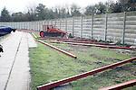 TRACK CONSTRUCTION<br /> CENTRAL PARK<br /> FRIDAY 30TH NOVEMBER 2012