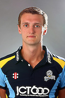 PICTURE BY VAUGHN RIDLEY/SWPIX.COM - Cricket - County Championship Div 2 - Yorkshire County Cricket Club 2012 Media Day - Headingley, Leeds, England - 29/03/12 - Yorkshire's Oliver Hannon-Dalby.