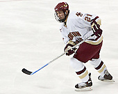 Benn Ferreiro - Boston College defeated Merrimack College 3-0 with Tim Filangieri's first two collegiate goals on November 26, 2005 at Kelley Rink/Conte Forum in Chestnut Hill, MA.