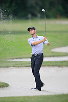 Austin Connelly (CAN) in action during the first round of the Shot Clock Masters, played at Diamond Country Club, Atzenbrugg, Vienna, Austria. 07/06/2018<br /> Picture: Golffile | Phil Inglis<br /> <br /> All photo usage must carry mandatory copyright credit (&copy; Golffile | Phil Inglis)