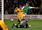 Jamie Murphy scores goal no 2 for Motherwell