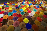 55th Art Biennale in Venice - The Encyclopedic Palace (Il Palazzo Enciclopedico).<br /> Arsenale.<br /> Latin America exhibition.<br /> Sonia Falcone (Bolivia). &quot;Color Field&quot;, 2013.