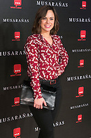 "Marian Arahuetes attend the Premiere of the movie ""Musaranas"" in Madrid, Spain. December 17, 2014. (ALTERPHOTOS/Carlos Dafonte) /NortePhoto /NortePhoto.com"