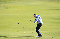David Brady (Co. Sligo) on the 8th fairway during Round 2 of The East of Ireland Amateur Open Championship in Co. Louth Golf Club, Baltray on Sunday 2nd June 2019.<br /> <br /> Picture:  Thos Caffrey / www.golffile.ie<br /> <br /> All photos usage must carry mandatory copyright credit (© Golffile   Thos Caffrey)