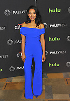 www.acepixs.com<br /> <br /> March 18 2017, LA<br /> <br /> Candice Patton arriving at the Paley Center For Media's 34th Annual PaleyFest Los Angeles - The CW's Heroes and Aliens - on March 18, 2017 in Hollywood, California<br /> <br /> By Line: Peter West/ACE Pictures<br /> <br /> <br /> ACE Pictures Inc<br /> Tel: 6467670430<br /> Email: info@acepixs.com<br /> www.acepixs.com