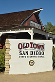 Stock Photo of Old Town San Diego