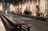Leavesden, Herts -  'Warners Bros Studio Tour - The Making of Harry Potter' at Leavesden Studios, Watford, Hertfordshire - March 29th 2012..Photo by Keith Mayhew
