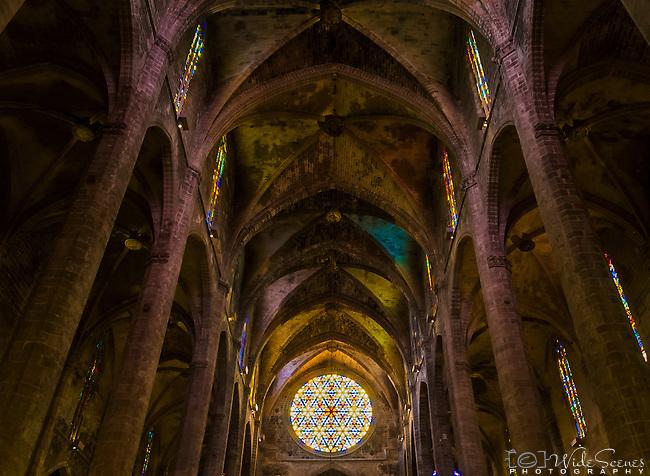Le Seu Cathedral In Palma de Mallorca
