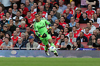 Pictured: Michel Vorm goalkeeper for Swansea. Saturday 10 September 2011<br />
