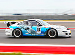 John Scarlett (8) in action during the V8 Supercars and the Porsche GT3 Cup cars practice sessions at the Circuit of the Americas race track in Austin,Texas. ..
