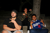 The Occidental College Programming Board presents Springfest 2019 with a performances by DJ Funky Mar, CJ Fly and headliner Joey Bada$$ on April 6, 2019 at the Remsen Bird Hillside Theater. Sponsored by ASOC, SLICE, Office of the Dean of Students, Senior Class Gift Committee.<br /> <br /> Photo by Alex Yawata '21, La Encina