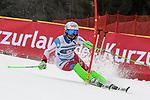 10.03.2018, Ofterschwanger Horn, Ofterschwang, GER, Slalom Weltcup in Ofterschwang, im Bild Denise Feierabend (SUI, #9)<br /> <br /> Foto &copy; nordphoto / Hafner