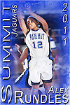 2011 Summit Lady Jaguars Basketball Posters