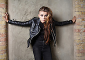 Aug 27, 2015: PVRIS - Lynn Gunn Photosession