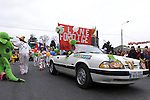Slane Foroige Float in the ST Patricks Day Parade in Slane.Pic Fran Caffrey Newsfile..Camera:   DCS620C.Serial #: K620C-01974.Width:    1728.Height:   1152.Date:  17/3/00.Time:   16:47:00.DCS6XX Image.FW Ver:   3.0.9.TIFF Image.Look:   Product.Antialiasing Filter:  Removed.Tagged.Counter:    [2766].Shutter:  1/80.Aperture:  f7.1.ISO Speed:  400.Max Aperture:  f2.8.Min Aperture:  f22.Focal Length:  22.Exposure Mode:  Manual (M).Meter Mode:  Color Matrix.Drive Mode:  Continuous High (CH).Focus Mode:  Continuous (AF-C).Focus Point:  Center.Flash Mode:  Normal Sync.Compensation:  +0.0.Flash Compensation:  +0.0.Self Timer Time:  5s.White balance: Custom.Time: 16:47:00.397.