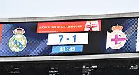 2018.01.21 La Liga Real Madrid CF VS Deportivo