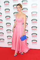 Annabelle Wallis at The Jameson Empire Film Awards 2014 - Arrivals, London. 30/03/2014 Picture by: Henry Harris / Featureflash