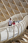 """""""Metropol Parasol"""" Rehabilitación de la Plaza de la Encarnación / Redevelopment of Plaza de la Encarnacion. Jürgen Mayer Architects. Plaza de la Encarnación. Sevilla. Spain. 2011"""
