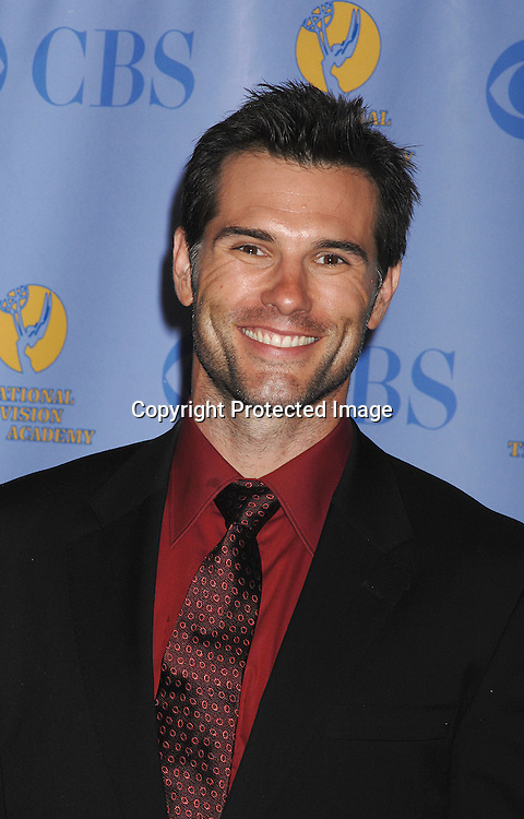 Austin Peck ..posing for photographers in the Press Room at The 34th Annual Daytime Emmy Awards on June 15,2007 at The ..Kodak Theatre in Hollywood, California. ..Robin Platzer, Twin Images......212-935-0770