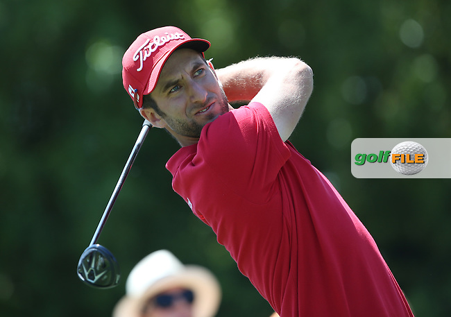Seve Benson (ENG) during Round Three of the Tshwane Open 2015 at the Pretoria Country Club, Waterkloof, Pretoria, South Africa. Picture:  David Lloyd / www.golffile.ie. 14/03/2015