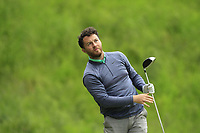 Gerard Dunne (Co.Louth) on the 15th tee during Round 4 of the Connacht Stroke Play Championship 2019 at Portumna Golf Club, Portumna, Co. Galway, Ireland. 09/06/19<br /> <br /> Picture: Thos Caffrey / Golffile<br /> <br /> All photos usage must carry mandatory copyright credit (© Golffile | Thos Caffrey)