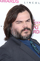 SANTA MONICA, CA - FEBRUARY 23: Jack Black at the 2013 Film Independent Spirit Awards at Santa Monica Beach on February 23, 2013 in Santa Monica, California. Credit: MediaPunch Inc.