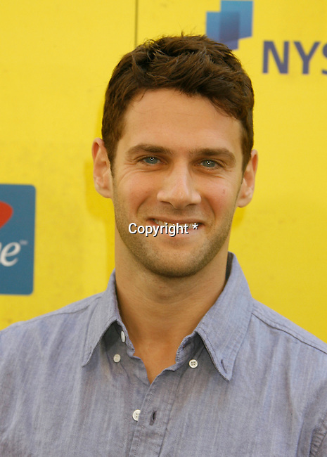 "HOLLYWOOD, CA. - September 08: Justin Bartha arrives at the ""Get Schooled"" Los Angeles Conference and Premiere at the Paramount Studios Lot on September 8, 2009 in Los Angeles, California."