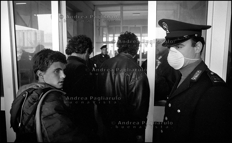 Brindisi, Aprile 1997.<br />