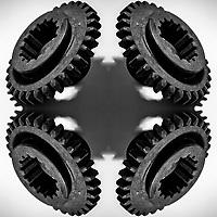 Geared - Industrial