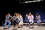 MY TATI FREEZE....Direction artistique/ chorégraphie : Christine Coudun..Assistante : Alfreda Nabo..Sonographie : Carole Rieussec..Artiste plasticienne : Antonella Bussanich..Création lumière/ régie générale : Laurent Vérité..Durée prévue : 60'....Danseuses : Sarah Bee, Séverine Bidaud, Manuela Bolegue, Setha Chap, Alfreda Nabo, Emilie Schram, Simone Sithiphone, Jennifer Suire..Lieu : Théâtre d'Ivry Antoine Vitez..Ville : Ivry sur Seine..Le : 13 03 2010..© Laurent PAILLIER / photosdedanse.com..All rights reserved