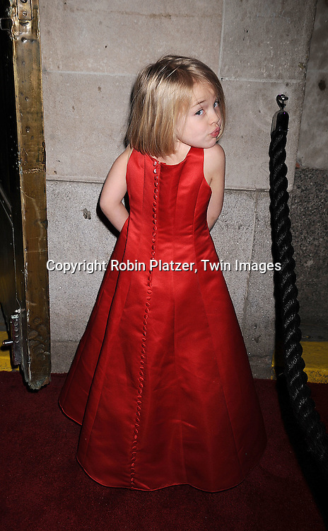 Lucy Merriam.at The All My Children Christmas Party on December 20, 2007 at Arena in New York City. .Robin Platzer, Twin Images