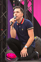 21st July 2019: Comedian Russell Kane plays the third day of the 2019 Latitude Festival 2019 at Henham Park, Suffolk.