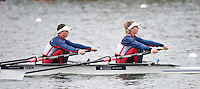 Caversham. Berkshire. UK<br /> GBR LW2X. bow. Charlotte TAYLOR and Kat COPELAND.<br /> 2016 GBRowing European Team Announcement,  <br /> <br /> Wednesday  06/04/2016 <br /> <br /> [Mandatory Credit; Peter SPURRIER/Intersport-images]