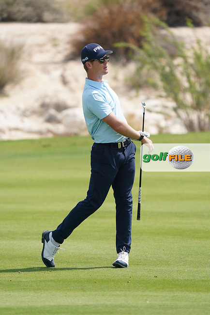 Brandon Stone (RSA) during the third round of the Commercial Bank Qatar Masters 2020, Education City Golf Club , Doha, Qatar. 07/03/2020<br /> Picture: Golffile | Phil Inglis<br /> <br /> <br /> All photo usage must carry mandatory copyright credit (© Golffile | Phil Inglis)