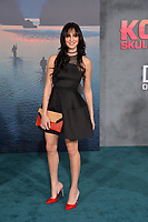 Ruby Modine at the premiere for &quot;Kong: Skull Island&quot; at Dolby Theatre, Los Angeles, USA 08 March  2017<br /> Picture: Paul Smith/Featureflash/SilverHub 0208 004 5359 sales@silverhubmedia.com