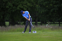 Simon McGreal (Bradfield Collage GC) on the 6th tee during Round 1 of the Titleist &amp; Footjoy PGA Professional Championship at Luttrellstown Castle Golf &amp; Country Club on Tuesday 13th June 2017.<br /> Photo: Golffile / Thos Caffrey.<br /> <br /> All photo usage must carry mandatory copyright credit     (&copy; Golffile | Thos Caffrey)