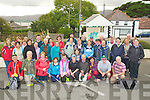 WALK: Heading off on the Trail Walk from the Oyster Tavern, Spa a to Ballyheigue on Sunday as part of the North Kerry way walks, were members of the North Kerry walkers...