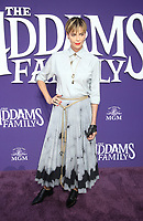 CENTURY CITY, CA - OCTOBER 6: Charlize Theron, at the World Premiere of The Addams Family at Westfield Century City AMC California on October 56 2019. <br /> CAP/MPIFS<br /> ©MPIFS/Capital Pictures