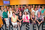 Hen Party celebration for Marcella Courtney from Castlegregory who is marrying Cyril Smith from Castlegregory on the 8th of October in Lanzarote here with family and friends at the Kingdom Greyhound Stadium on Saturday