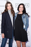 Margaret Clunie and Anna Skellern<br /> at the closing party for Comedy Central UK's FriendsFest at Clissold Park, London<br /> <br /> <br /> ©Ash Knotek  D3307  14/09/2017