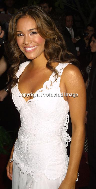 ©2003 AURA BLANDINO/HUTCHINS PHOTO.Premio Lo Nuestro Music Awards.February 5th, 2003.James Knight Center.Miami, FL .KARLA
