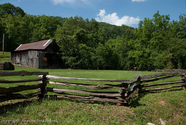 North Carolina Scenic scenes discovered on wanderings and drives.