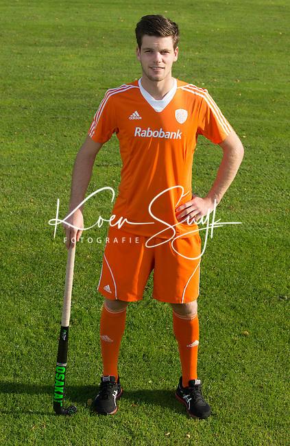 ARNHEM - Hockey - Lars Balk bij selectie Nederlands team. Copyright Koen Suyk