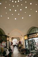 Mimar Sinan Hamam Carsisi (Bazaar) in Uskudar, Istanbul, Turkey