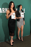 "Kendall and Kylie Jenner Sign Copies Of Their Book ""Rebels: City Of Indra : The Story of Lex And Liv"