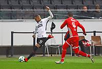 Kevin-Prince Boateng (Eintracht Frankfurt) gegen Abdou Diallo (1. FSV Mainz 05) - 07.02.2018: Eintracht Frankfurt vs. 1. FSV Mainz 05, DFB-Pokal Viertelfinale, Commerzbank Arena