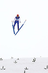 FIS Ski Jumping World Cup - 4 Hills Tournament 2019 in Innsvruck on January 4, 2019;  David Siegel (GER) in action