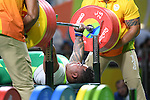 Evanio Da Silva (BRA), <br /> SEPTEMBER 13, 2016 - Powerlifting : <br /> Men's -88kg<br /> at Riocentro - Pavilion 2<br /> during the Rio 2016 Paralympic Games in Rio de Janeiro, Brazil.<br /> (Photo by AFLO SPORT)