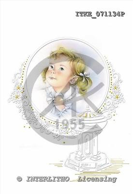 Isabella, BABIES, paintings, ITKE071134,#b# bébé, illustrations, pinturas ,everyday